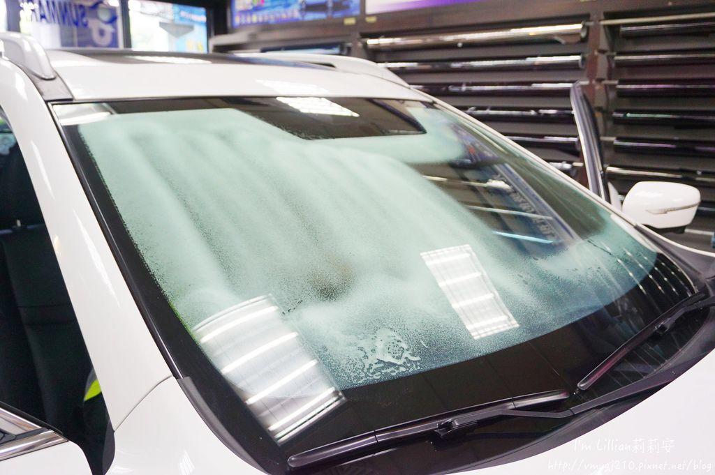 汽車隔熱紙推薦 桑瑪克隔熱紙27SUNMARK 隔熱紙 紫外線.JPG