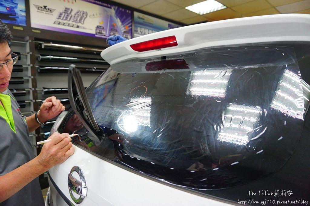 汽車隔熱紙推薦 桑瑪克隔熱紙119SUNMARK 隔熱紙 紫外線.JPG