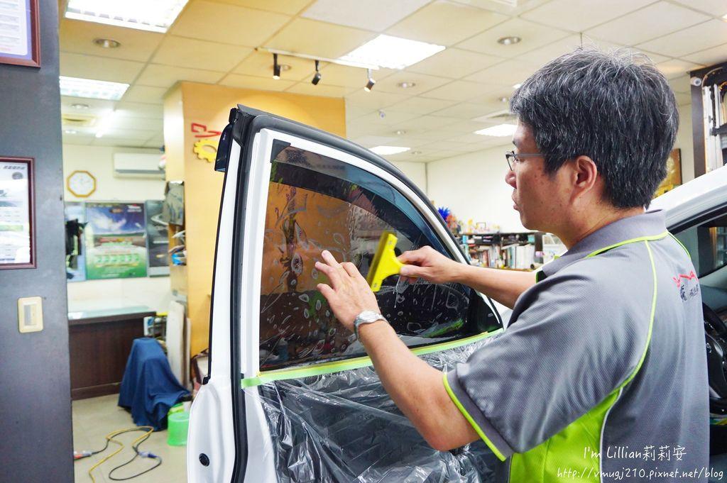 汽車隔熱紙推薦 桑瑪克隔熱紙177SUNMARK 隔熱紙 紫外線.JPG