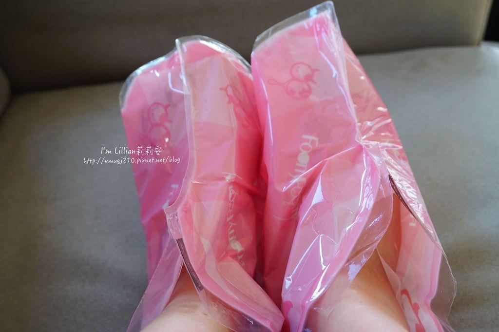 去腳皮推薦 FoottyFootty杏仁牛奶酸足膜88腳膜推薦.JPG