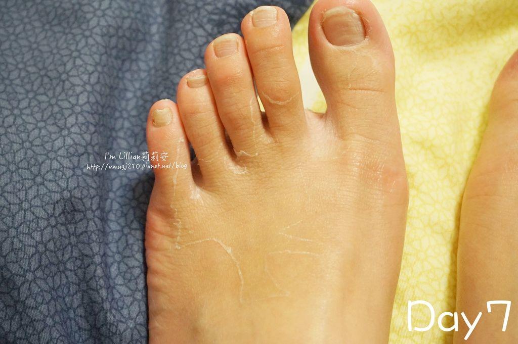 25去腳皮推薦 FoottyFootty杏仁牛奶酸足膜207腳膜推薦.jpg