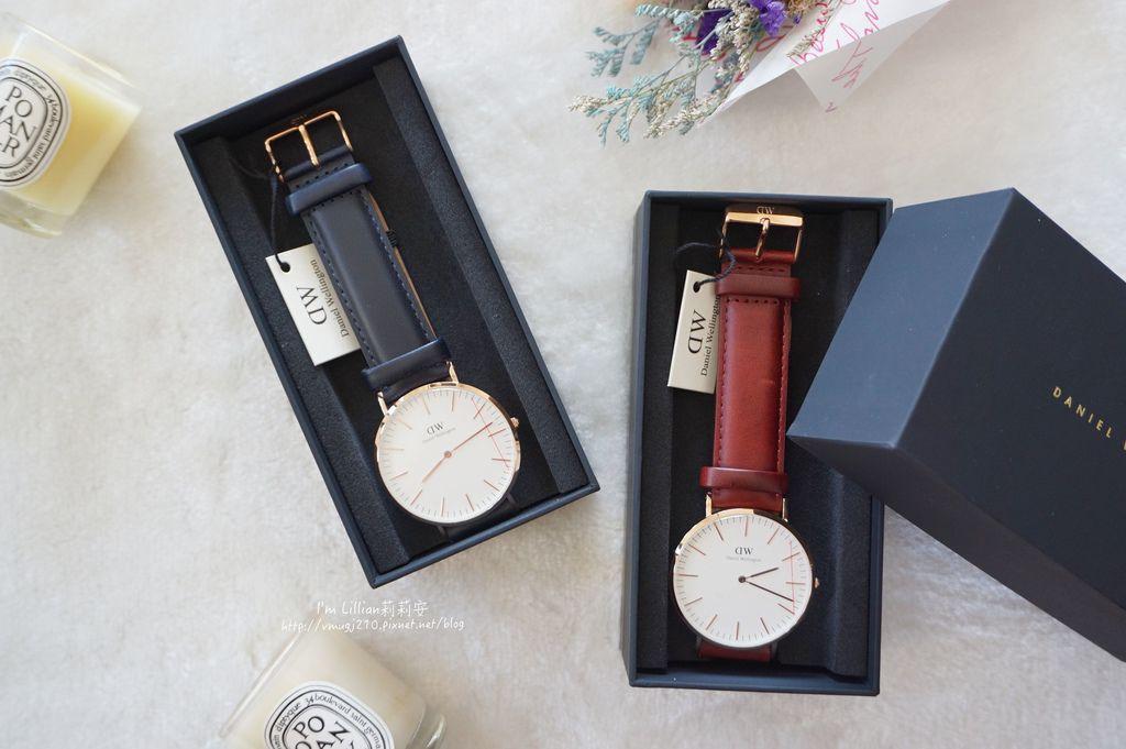 情人對錶推薦 DW手錶14限定版.JPG