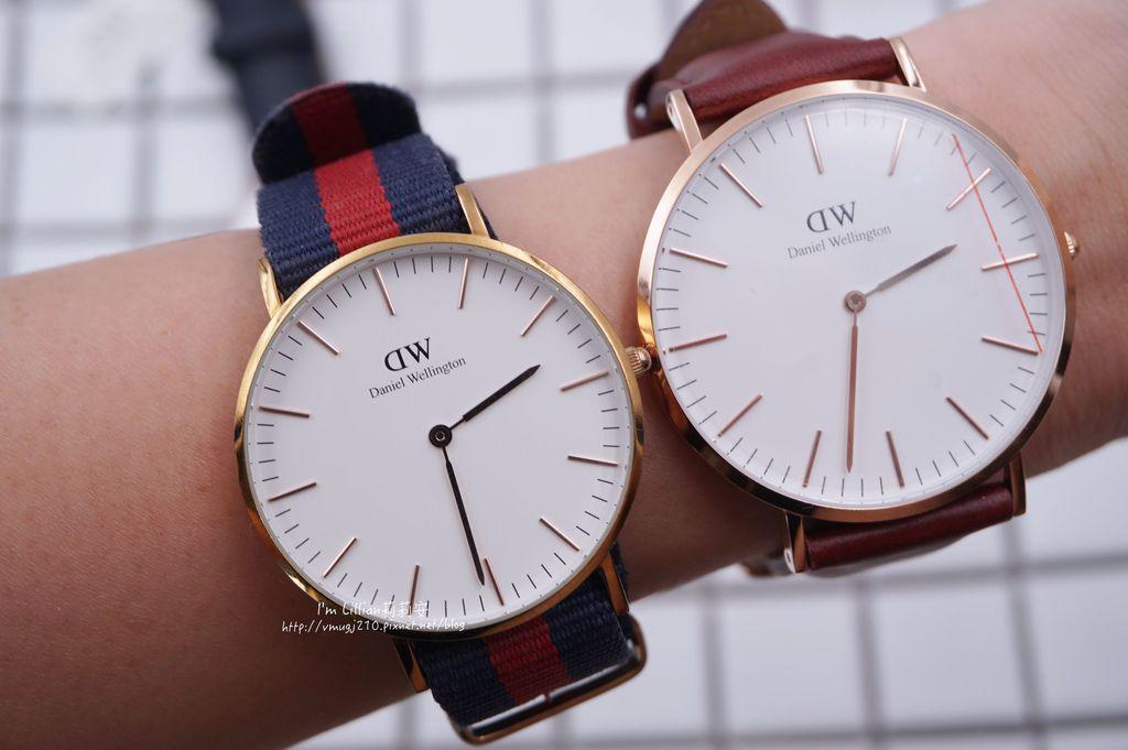 情人對錶推薦 DW手錶47限定版.JPG