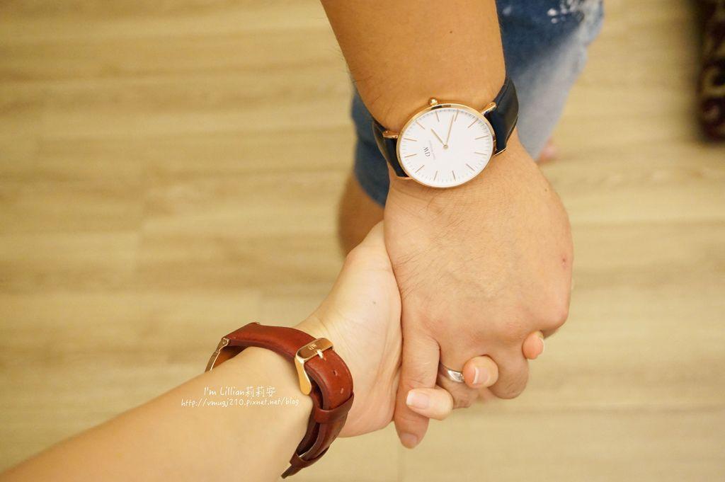 情人對錶推薦 DW手錶78限定版.JPG