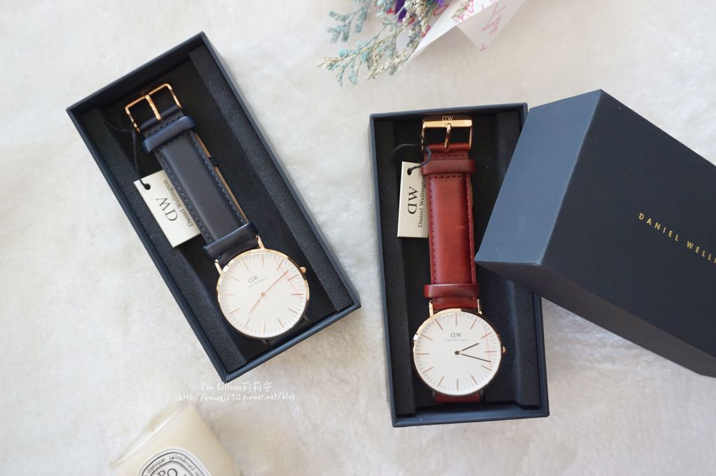 情人對錶推薦 DW手錶9限定版.JPG