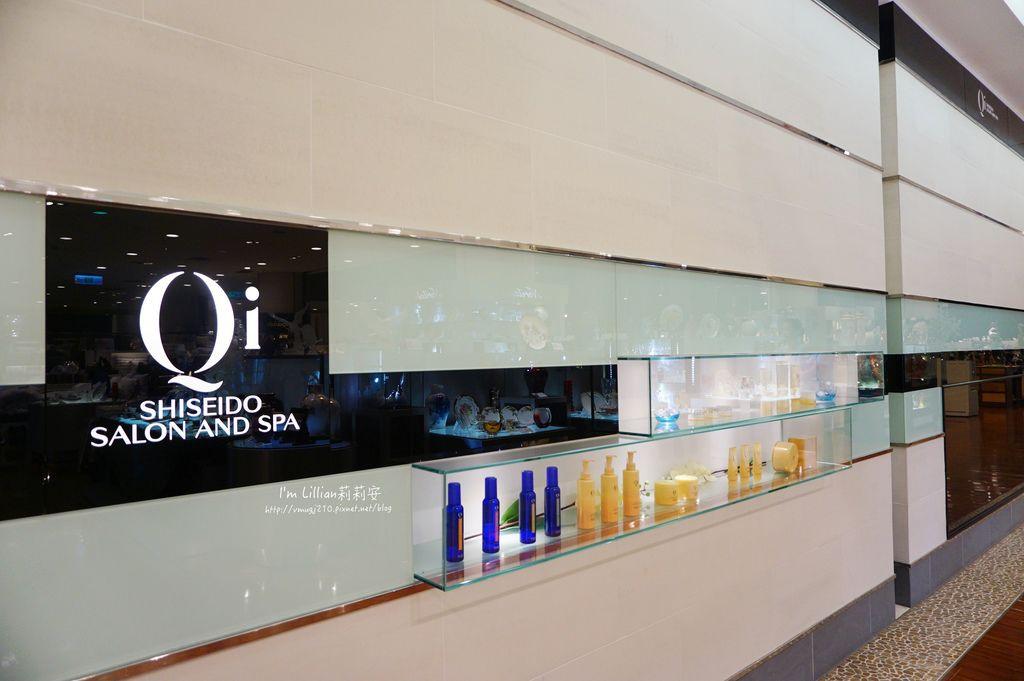 資生堂 Qi SPA SOGO復興館193貴婦級的平價SPA.JPG
