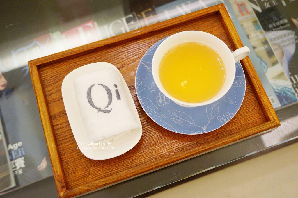 資生堂 Qi SPA SOGO復興館5貴婦級的平價SPA.JPG