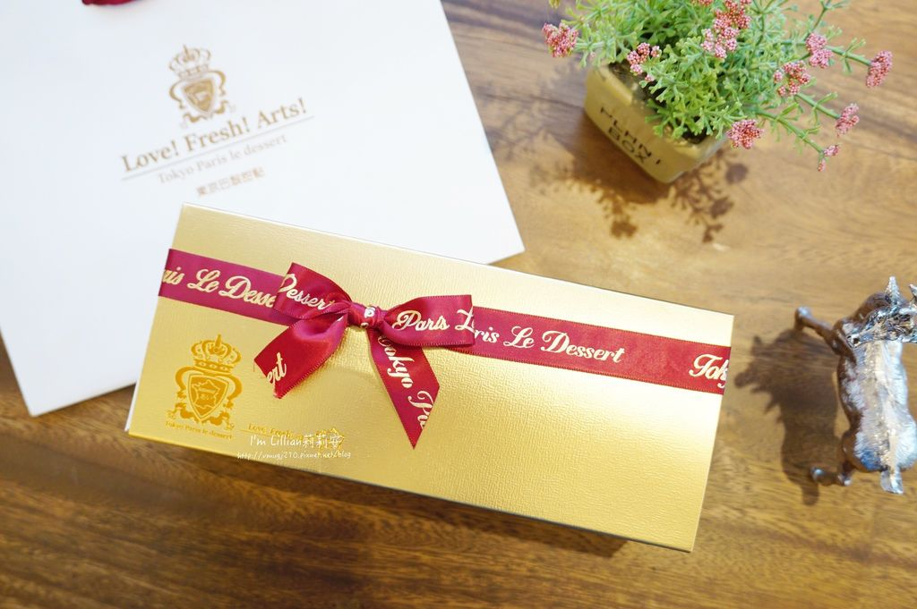 平價彌月蛋糕推薦16東京巴黎甜點  蛋糕.JPG