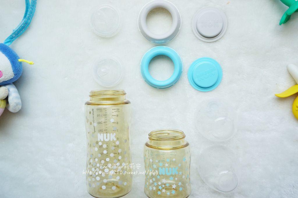 雙冠奶瓶 NUK奶瓶心得分享34PPSU奶瓶推薦.jpg