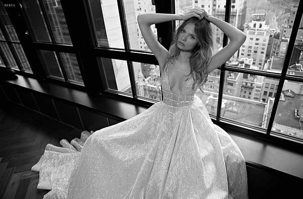 ◆搶先看2017!只有完美身材才能駕馭?!Berta Bridal wedding.