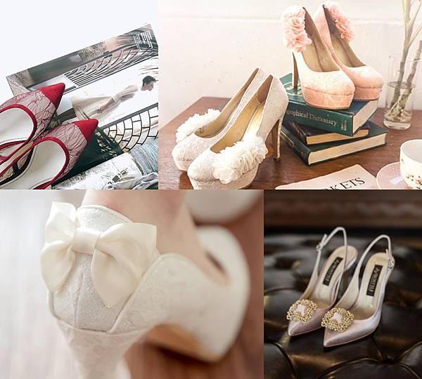 ◆新娘必逛!11家熱門名單婚鞋網站  (更新日期11月28日)