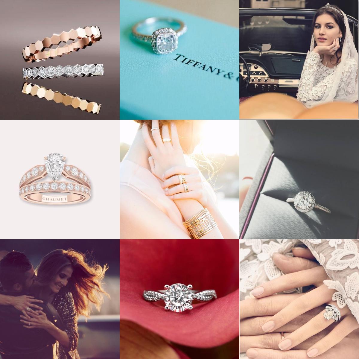 妳試戴了幾家?10家世界知名的夢幻婚戒。大整理 @更新11/3