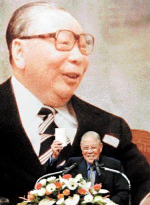 蔣經國與李登輝先生