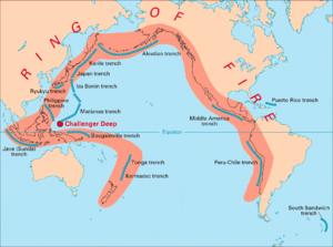 環太平洋火環帶