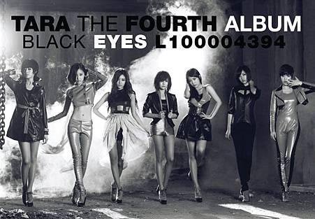t-ara - black eyes