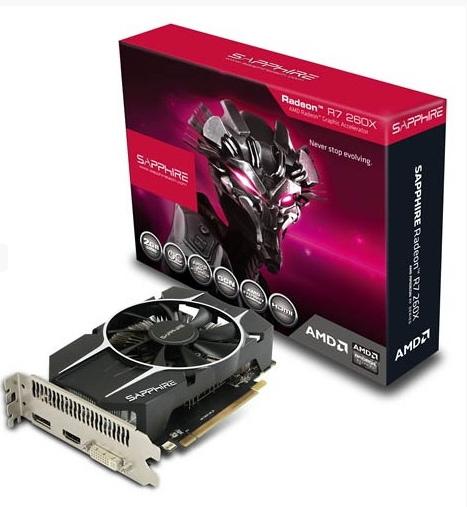 Sapphire Radeon R7 260X