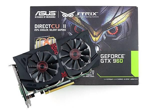 STRIX GTX 960