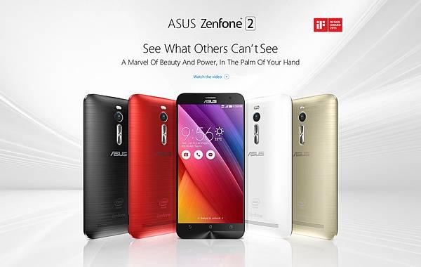 Zenfone2 ZE551M