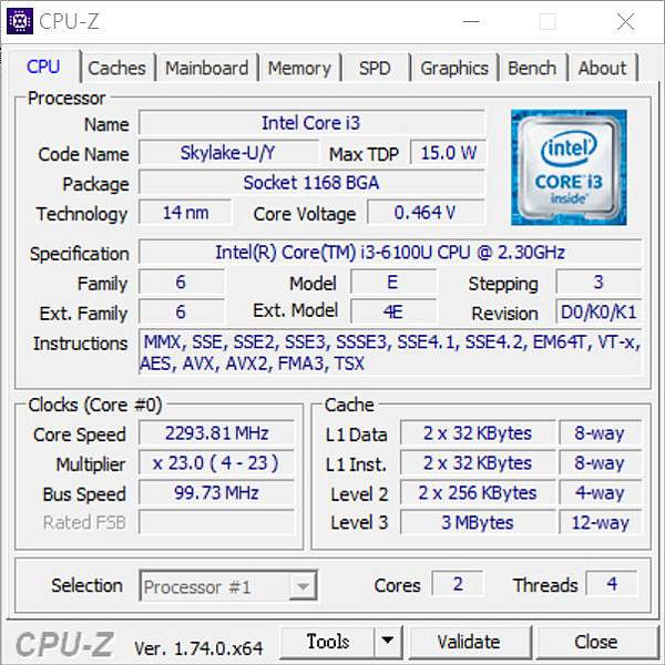 CPU-Z 2.3Ghz.jpg