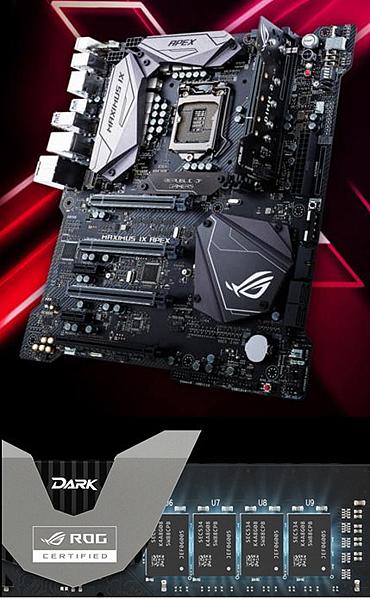 MAXIMUX IX APEX  T-Force DARK ROG DDR4.png