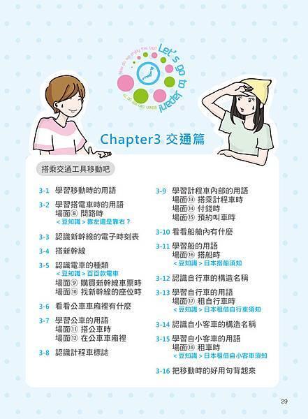 一本漫畫學會旅遊日語會話_p29