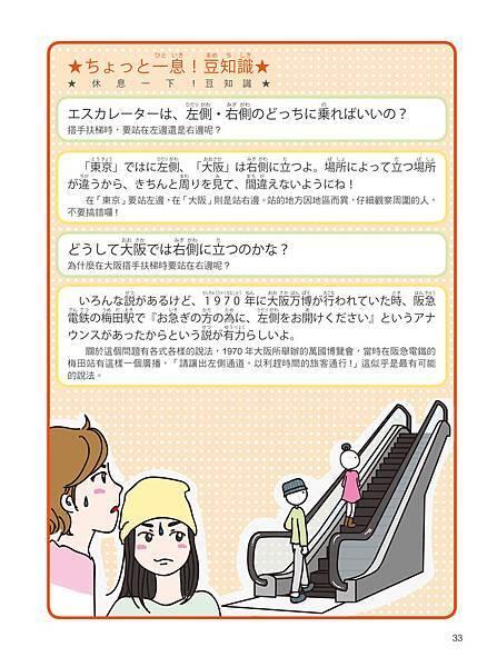 一本漫畫學會旅遊日語會話_p33
