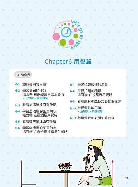 一本漫畫學會旅遊日語會話_p79