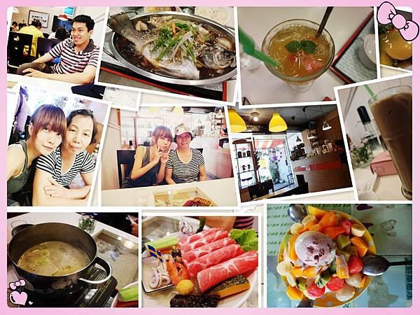 東港東隆宮廟口餐廳