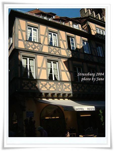 Strassburg 下午的光影.JPG