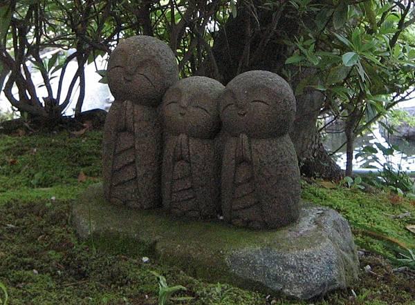 長谷寺 三個小沙彌.JPG