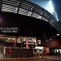 夜晚的市民球場