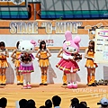 和Hello Kitty樂園合作的活動