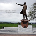 北海道開拓者克拉克博士雕像