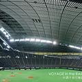 札幌巨蛋屋頂
