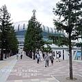 第三度造訪的大阪巨蛋