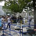 供球迷消暑的噴霧機