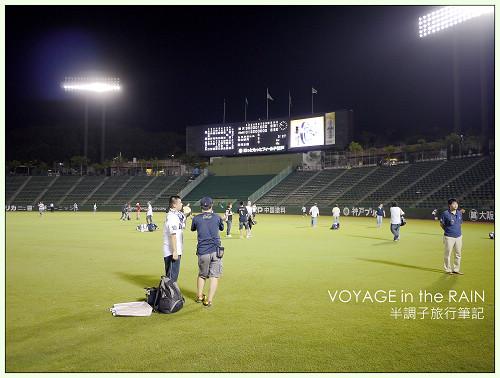 神戶球場的奇妙體驗