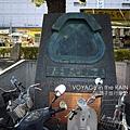開場70週年紀念碑