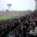 擠滿人的觀眾席