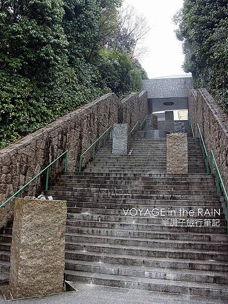很酷的階梯