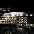 夜晚的福岡巨蛋