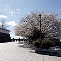 福岡城入口