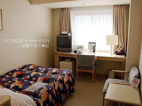 在廣島住的飯店