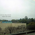 遠方是廣島城