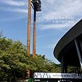 舊球場時期的燈柱