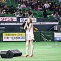 歌手May J.現場演唱