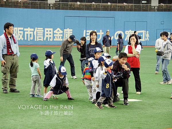 都能盡情享受棒球的樂趣