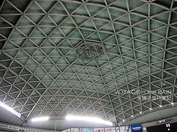 名古屋巨蛋屋頂