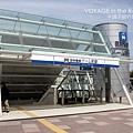 阪神電車「ドーム前」站