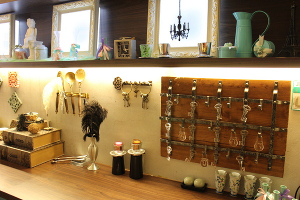 小步舞曲咖啡館(真朵咖啡2代店):隱藏巷弄的真朵咖啡│公主風英式下午茶